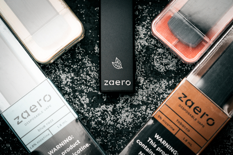 Zaero Disposable Vape Review