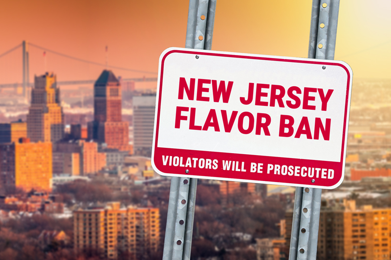 New Jersey Passes Statewide Flavor Ban; Who