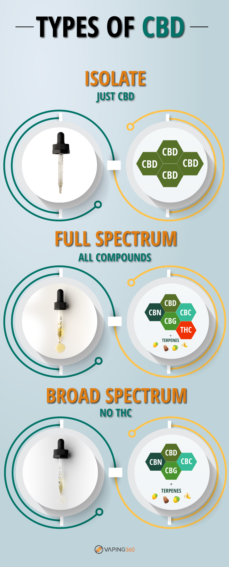 The Difference Between CBD Isolate ...cbdgoldline.com