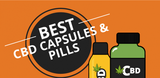 best cbd capsules and pills thumbnail