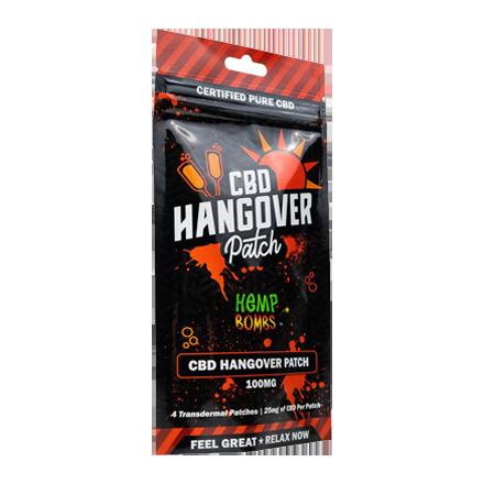 Hemb Bombs CBD Hangover Patch