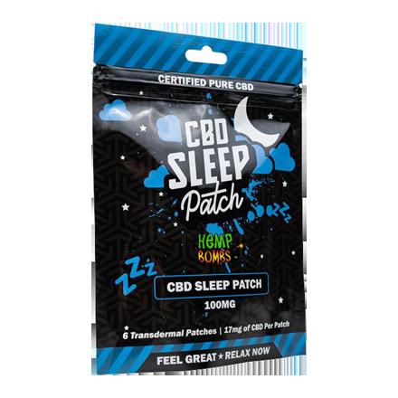 Hemp Bombs CBD Sleep Patch