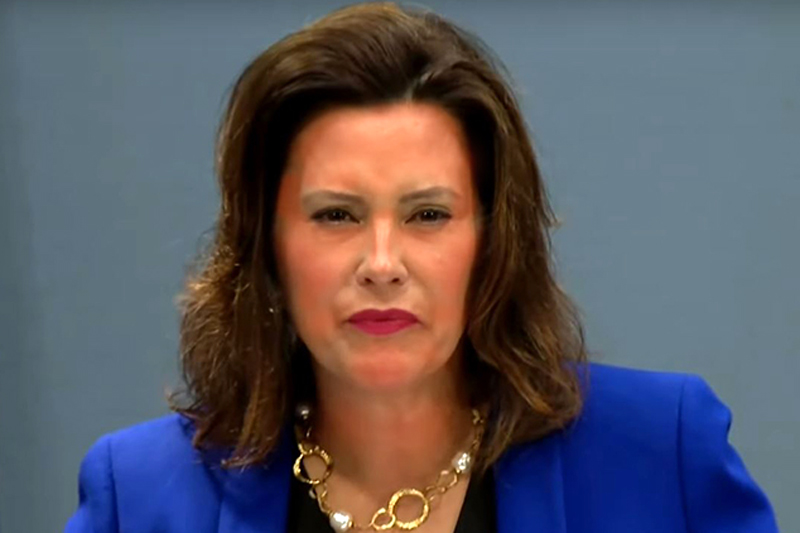 Michigan Appeals Court Leaves Whitmer