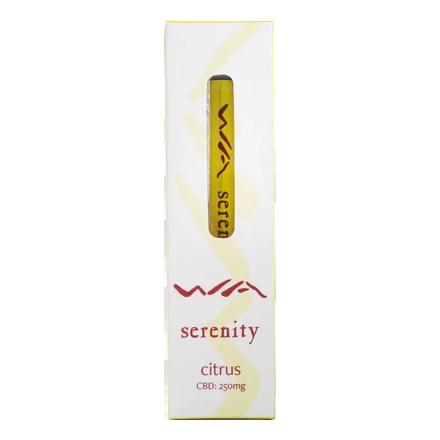WA Citrus CBD Vape Pen