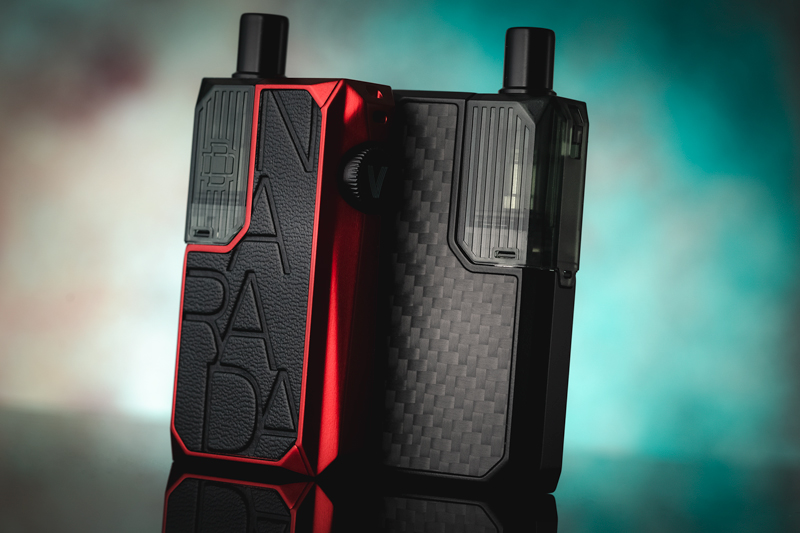Augvape & Vaperizzo Narada Pro: Now With a Screen and Adjustable Wattage